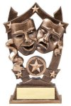 3D Sport Stars -Drama 3D Sport Stars Resin Trophy Awards