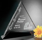 Cavalcade Triangle Achievement Award Trophies
