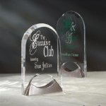 Keystone Achievement Award Trophies