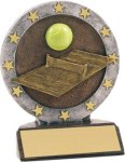 All-Star Resin Trophy -Tennis All Star Resin Trophy Awards