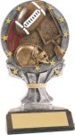 All-Star Resin Trophy -Football All Star Resin Trophy Awards