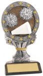 All-Star Resin Trophy -Cheerleading All Star Resin Trophy Awards