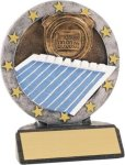 All-Star Resin Trophy -Swimming All Star Resin Trophy Awards