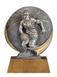 Motion X 3-D -Basketball Male  Basketball Trophy Awards