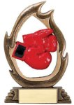 Flame Series -Boxing Boxing Trophy Awards