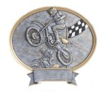 Legend Motocross Oval Award Circle Awards