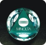 Paper Weight Round Acrylic Award Colored Acrylic Awards