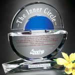 Concentric Award Corporate Crystal Awards