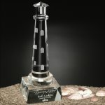 Spirit Rock Lighthouse Corporate Crystal Awards