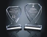 Diamond Cup Acrylic Award Employee Awards