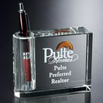 Pen Holder/Bud Vase Executive Gift Awards