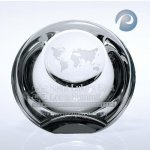 Globe Dome Paper Weight Globe Awards