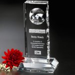 Lewiston Global Award Globe Awards