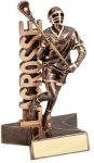 Super Star -Lacrosse Male Lacrosse Trophy Awards