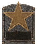 Star Blank Legends of Fame Award Legends of Fame Resin Trophy Awards