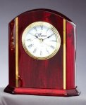 Desk Clock With Plate Mantle Clocks