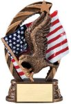 USA Eagle Star Award Misc. Resin Trophy Awards