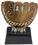 Motion X -Baseball Glove Misc. Resin Trophy Awards