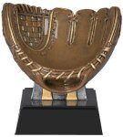Motion X -Softball Glove Misc. Resin Trophy Awards