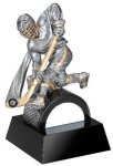 Motion X -Hockey Male  Motion X Swoosh Resin Trophy Awards