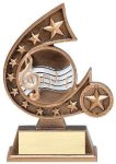 Resin Comet Series -Music Music Trophy Awards