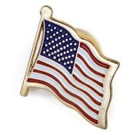 U.S.A. Flag Lapel Pin Patriotic Awards