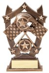 3D Sport Stars -Racing Racing Trophy Awards