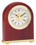 Small Domed Clock - Rosewood Secretary Gift Awards