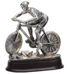 Mountain Cycling Signature Rosewood Resin Trophy Awards