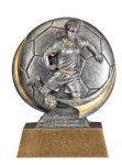Motion X 3-D -Soccer Female  Soccer Trophy Awards