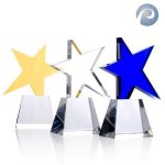Meteor Star Award Star Crystal Awards