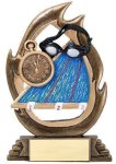 Flame Series -Swimming Swimming Trophy Awards