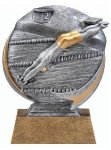 Motion X 3-D -Swimming Male  Swimming Trophy Awards