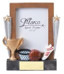 Basketball Sport Frame Team Photo Frame Resin Trophy Awards