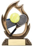 Flame Series -Tennis Tennis Trophy Awards