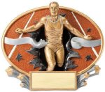 Motion X Oval -Track Male  Track Trophy Awards