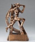 Ultra Action Resin Trophy -Track Female Ultra Action Resin Trophy Awards