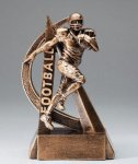 Ultra Action Resin Trophy -Football Ultra Action Resin Trophy Awards
