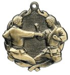 Wreath Male Karate Medals Wreath Medal Awards